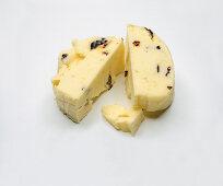 Smoked jalapeno butter