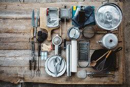 Camping pantry