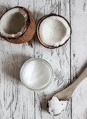 Coconut fat