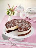 Joghurt-Schokoladen-Torte