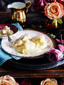 Marmalade Delicious (lemon pudding)