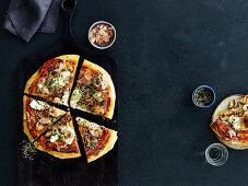 Wafu Pizza