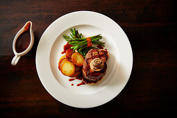 Filet of beef Rossini