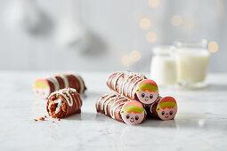 Mini rolls for kids