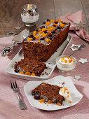 Fruit cake (UK)
