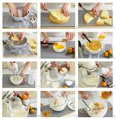Italian Zuccotto, step by step