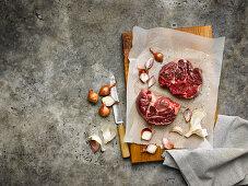 Boneless beef shin