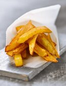 Pommes frites, selbstgemacht