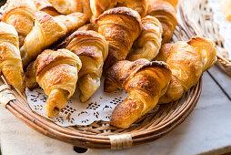 Original French croissants