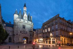 Porte Cailhau, Bordeaux, Frankreich