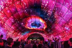 IFA Berlin 2017, Internationale Funkausstellung, LG OLED Tunnel