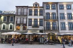 Restaurants, Ribera de Gaia, Sandeman Restaurant,Kopke Weinhaus, Porto, Portugal