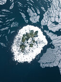 Insel in Ruissalo, Archipelago, Finland, Ostsee