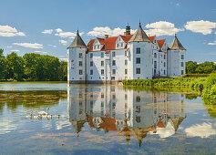 Schloss Glücksburg, Glücksburg (Ostsee), Schleswig-Holstein, Deutschland