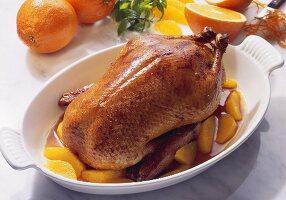 Canard a l'orange