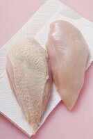Chicken breast fillets