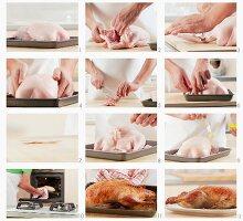 Entenbraten zubereiten