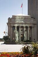 Exchange District, Main Street, Winnipeg, Provinz Manitoba, Kanada