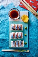 Mackerel Sushi