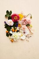 Blüten-Potpourri