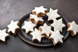 Zimtsterne, cinnamon stars