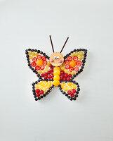 Schmetterlingskuchen (Obstkuchen)
