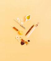 Prinzip der Vorratshaltung - Hitze, Kälte, Öl, Säure, Zucker, Salz und Toocknen