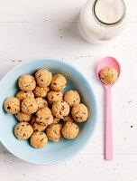 Cookie Crunch (zuckerfrei)
