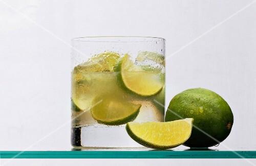 Caipirinha; A Lime Cocktail