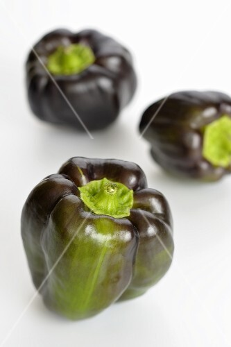 Three black peppers