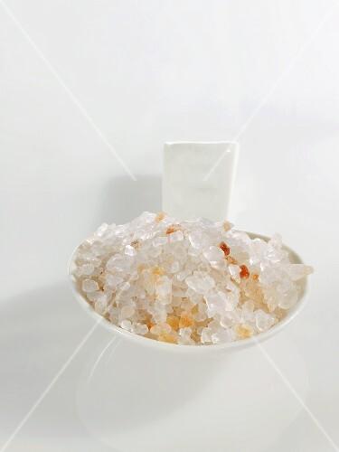 A spoonful of Himalayan salt