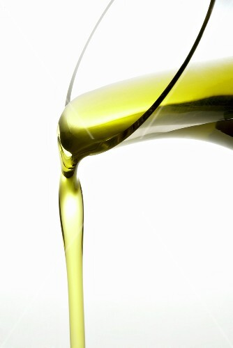 Olive Oil Pouring