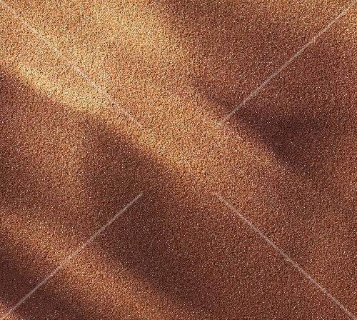 Salt-clay mixture (macro zoom)
