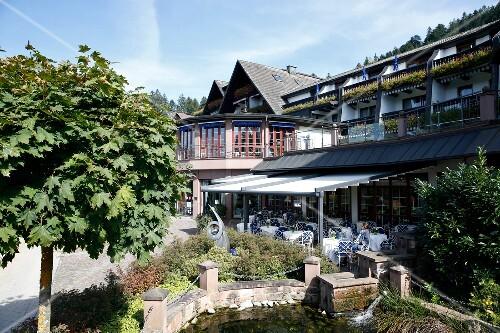 Dollenberg Hotel Bad Peterstal Griesbach Baden Wurttemberg Bild