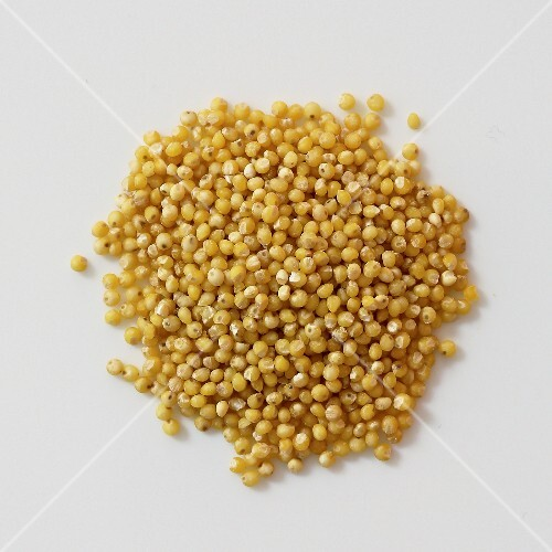 A pile of millet