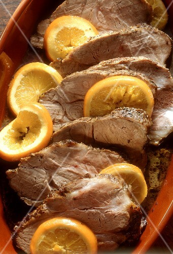 Andalusia-style Roast Pork
