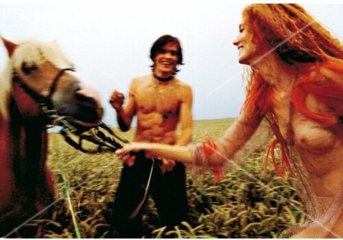 frauen nackt auf dem pferd