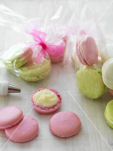 Macaroons as a gift
