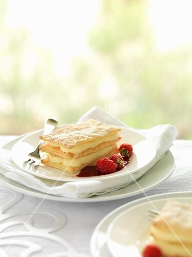 Napoleon slices for diabetics