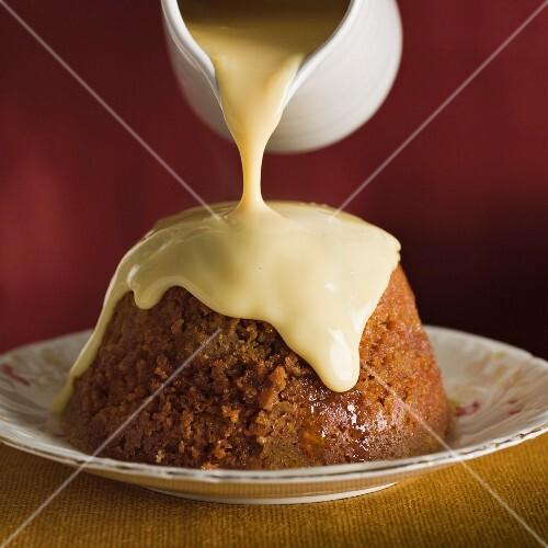 Marmalade pudding