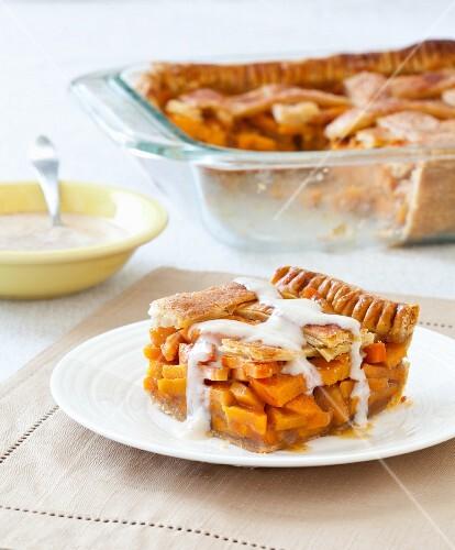 Sweet Potato Sonker
