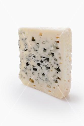 A piece of Roquefort