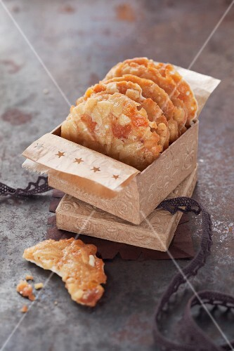 A box of florentines