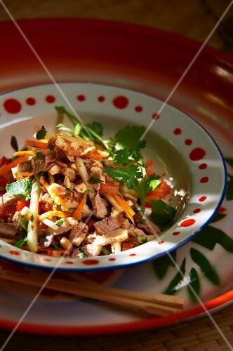 Pork salad (Vietnam)