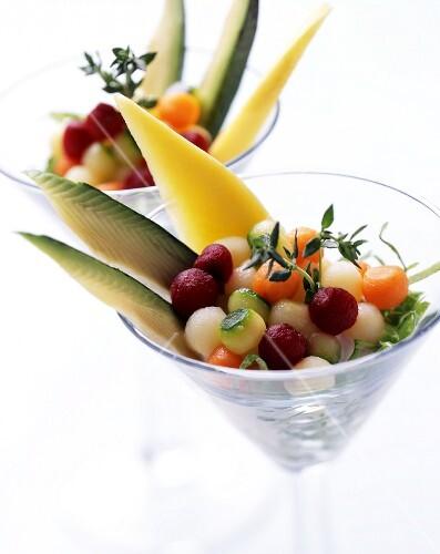 Vegetable cocktail