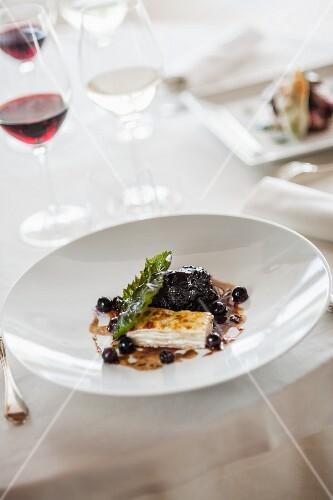 Stracotto al Barolo (pot roast with barolo wine)
