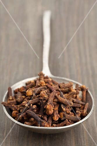 A spoon full of cloves