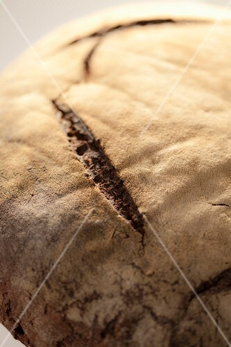 A loaf of bread (close-up)