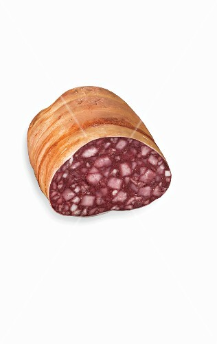Ham blood sausage