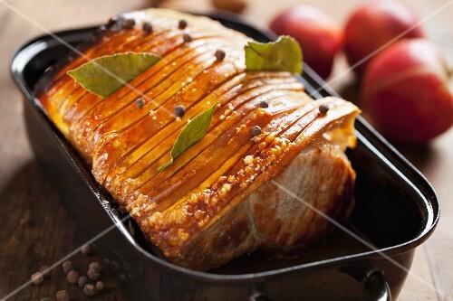 Crispy, roasted cutlets